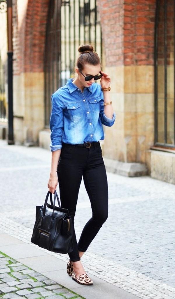 Ways-to-Wear-Denim-in-Office