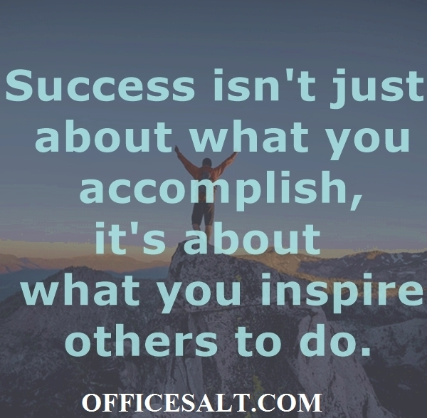 Inspiration Quotes on Success to Help You Cover Your Target